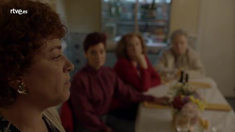 Cuéntame cómo pasó - Antonio discute con Paquita y Venancio