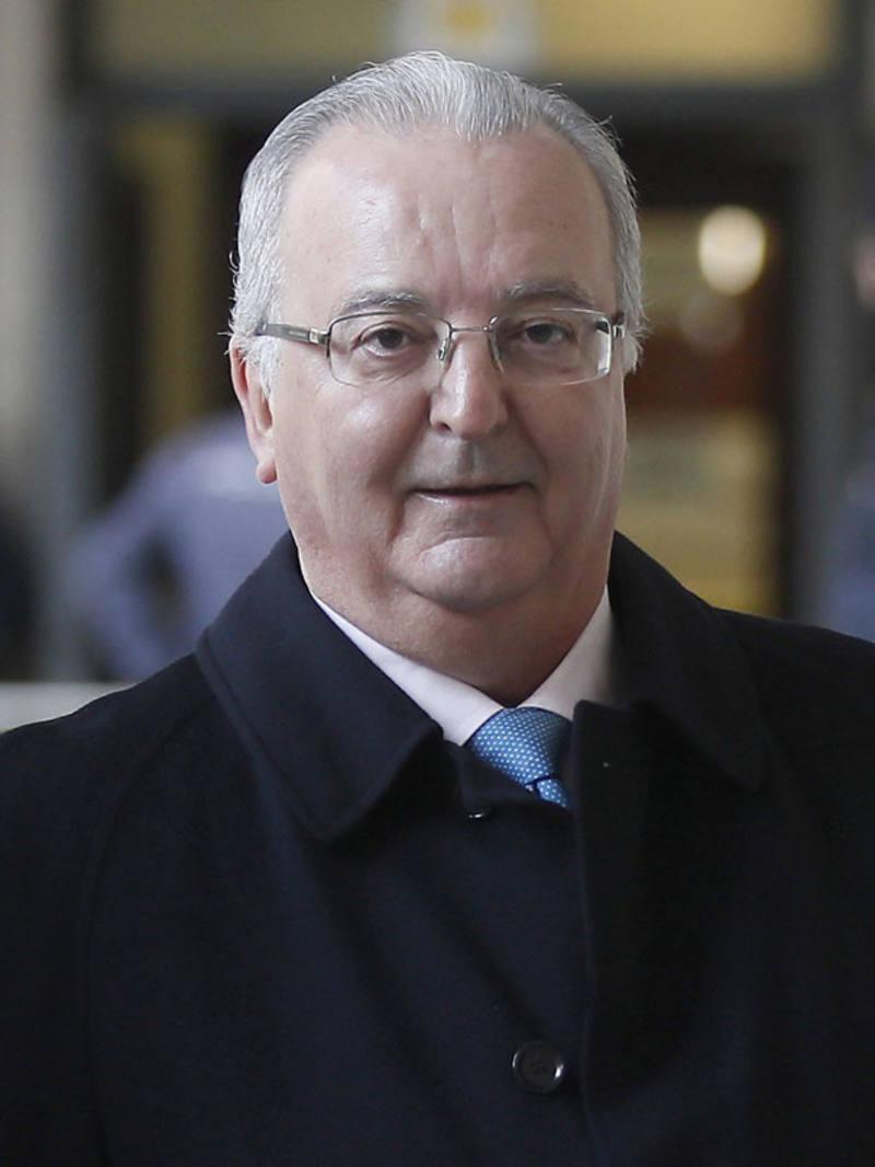 Antonio Fernández, exviceconsejero y exconsejero de Empleo