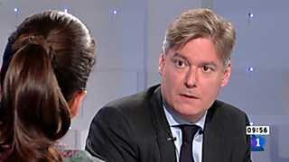 Los desayunos de TVE - Antonio López-Istúriz, secretario general del Partido Popular Europeo