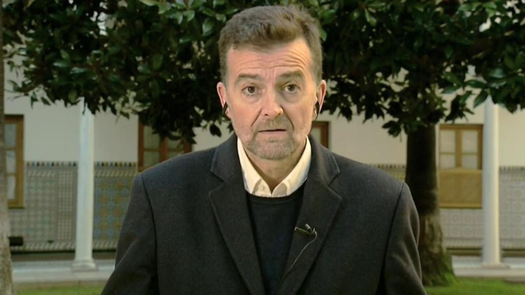 """Los desayunos de TVE - Antonio Maíllo, candidato a la Vicepresidencia de la Junta de Andalucía por """"Adelante Andalucía"""""""