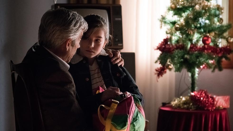 Cuéntame cómo pasó - Antonio se desahoga con su hija María