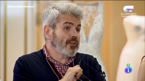 Maestros de la costura - Antonio es el segundo duelista de la final
