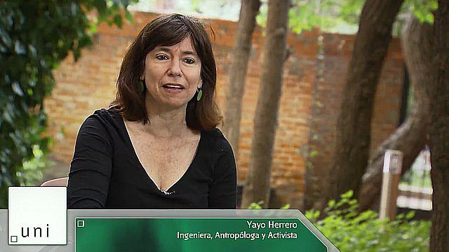 UNED - Antropología en Primera Persona. Yayo Herrero - 11/01/2019