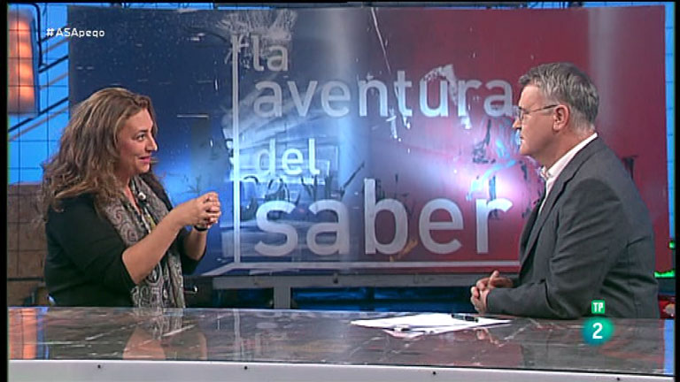La Aventura del Saber. TVE. Laura Rojas-Marcos. El apego