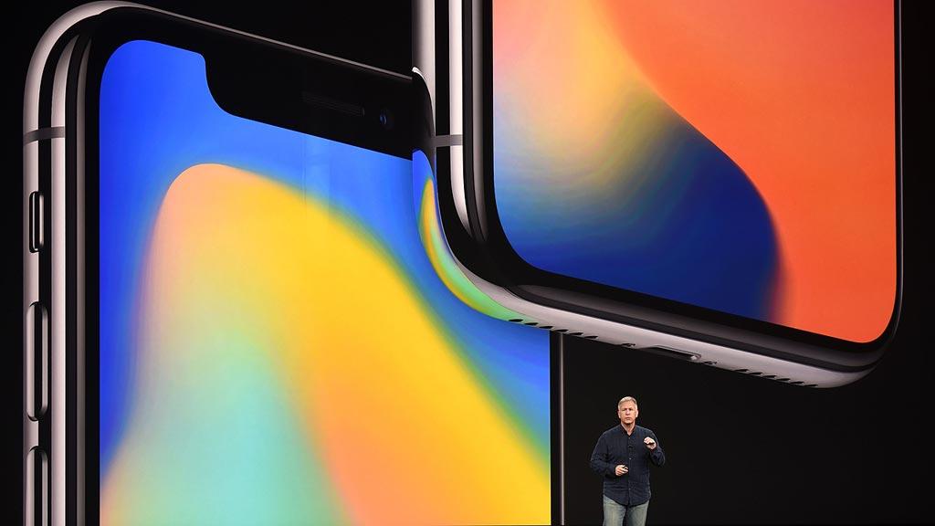 Apple presenta los nuevos iPhone 8 y su terminal más ambicioso, el iPhone X