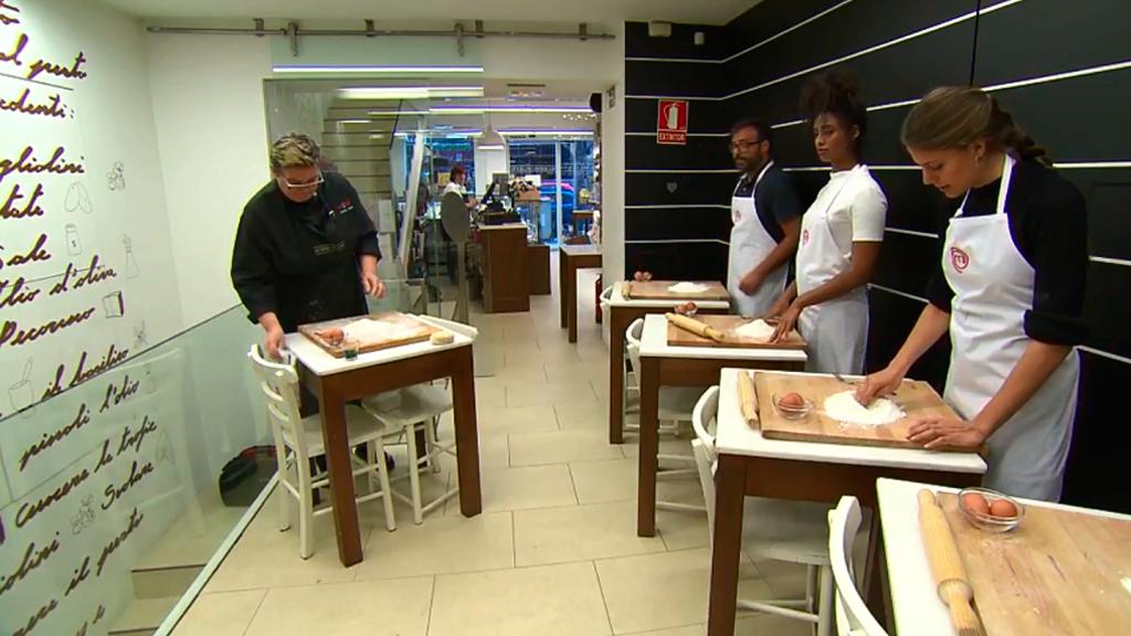 Aprende con MasterChef 6 - Cocina Italiana