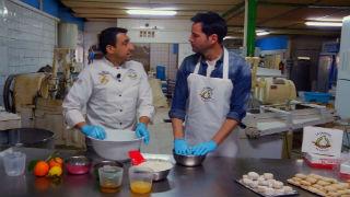 Aquí la tierra - Aprendemos a cocinar aceitadas de Sotillo