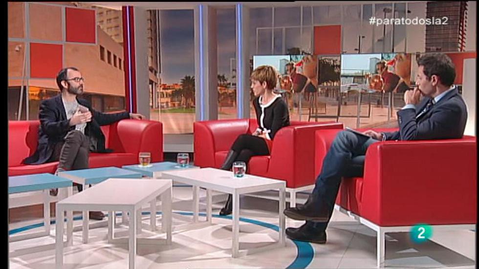 Para Todos la 2 - Entrevista - Rafael SantAndreu: Aprender a dialogar