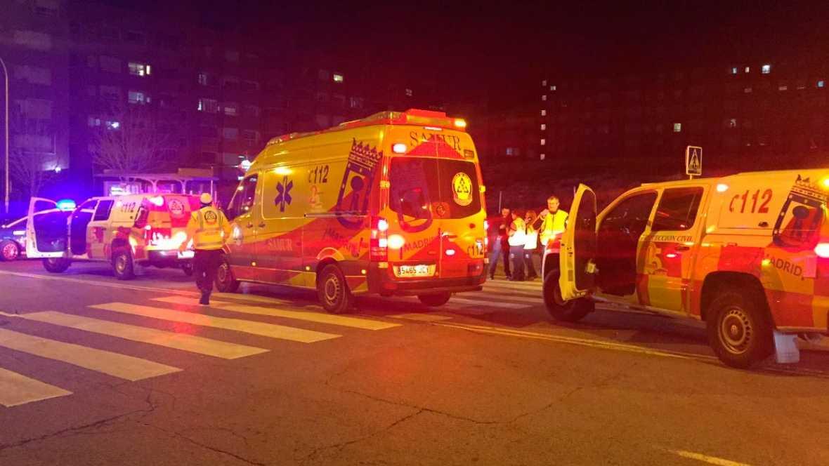 Apuñalan gravemente a un hincha del Atlético en las proximidades del estadio