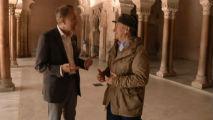 Peridis y el Palacio de la Aljafería en Zaragoza
