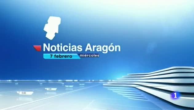 Aragón en 2' - 07/02/2018