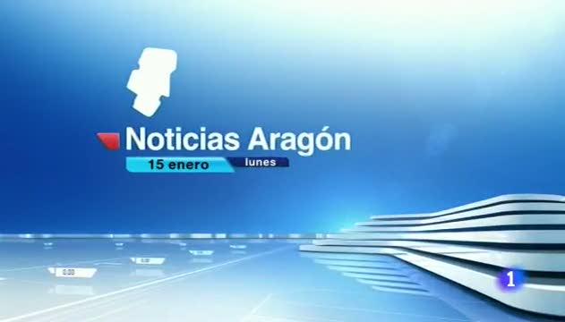 Aragón en 2' - 15/01/2018