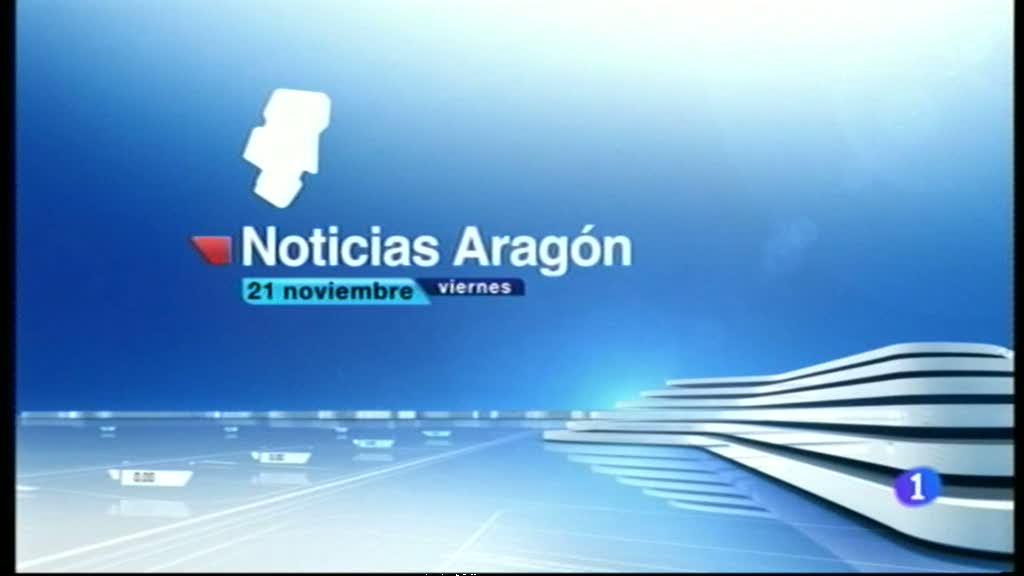 Aragón en 2' - 21/11/14