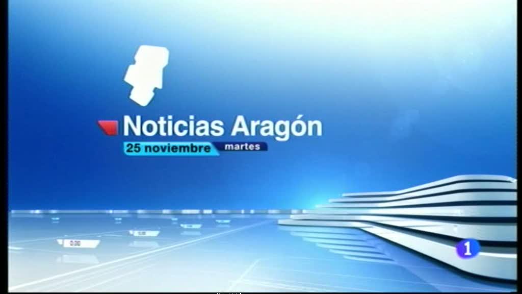 Aragón en 2'- 25/11/14
