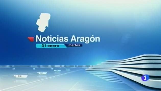 Aragón en 2' - 31/01/2017