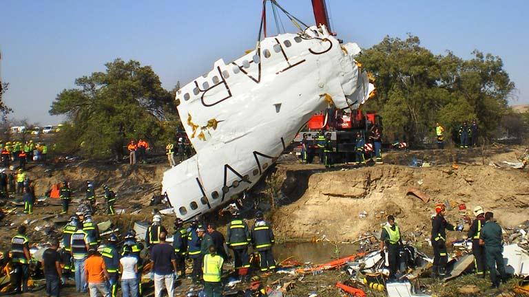 Archivan la causa penal del accidente de Spanair