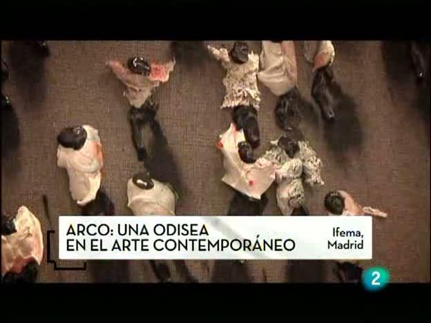 Escala 1:1 - ARCO 2010, Barceló y Schommer