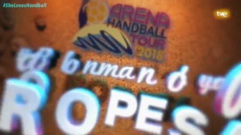 Balonmano Playa - Arena Handball Tour 1, desde Castellón. Resumen