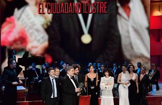 La argentina 'El ciudadano ilustre', Goya a la mejor película iberoamericana