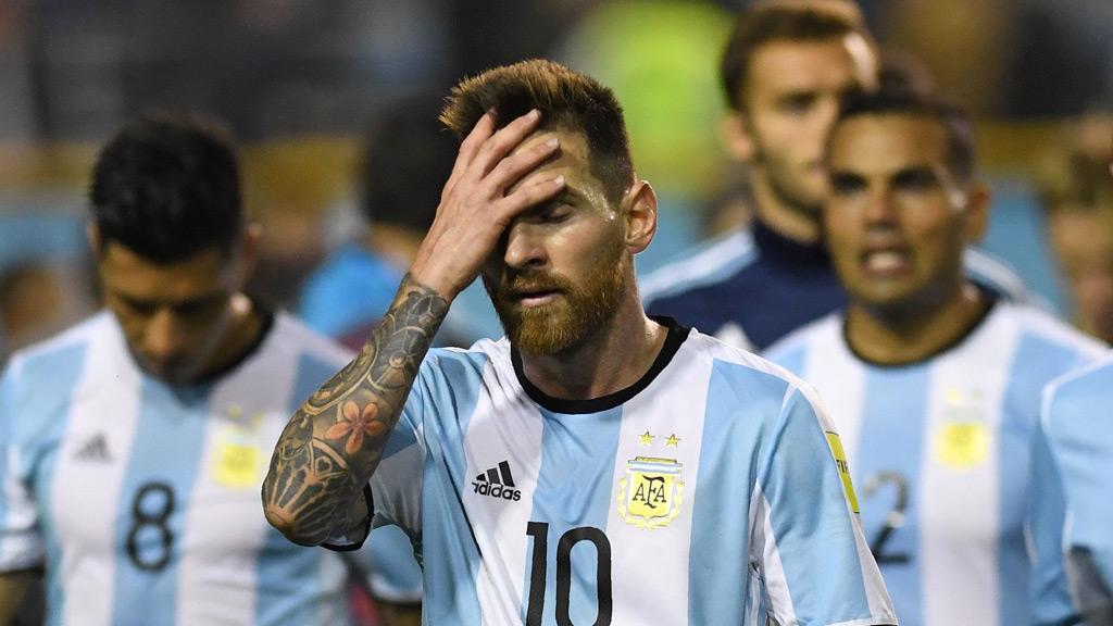 Argentina, contra las cuerdas