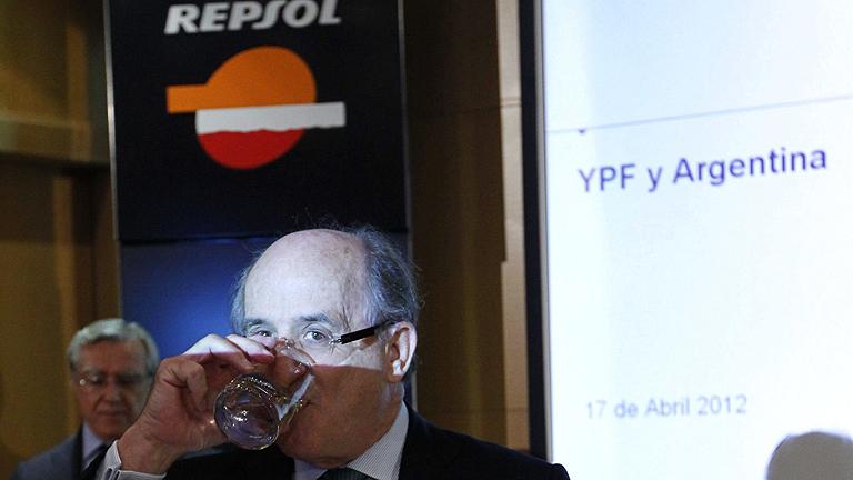 Argentina interviene YPF y anuncia la expropiación del 51% de la filial de Repsol