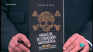 La Aventura del Saber. TVE. Libros recomendados:  'Armas de destrucción matemática'