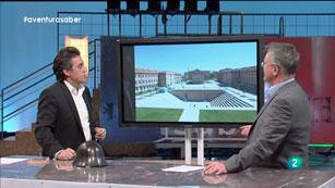 La Aventura del Saber. Sección La Arquitectura del Saber. Pablo Campos-Sotelo. Instalaciones militares