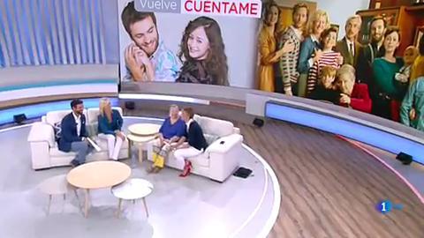 La Mañana - Arranca la 19 temporada de 'Cuéntame'