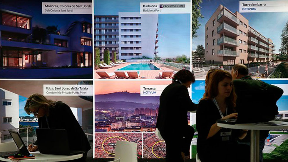 Arranca en Barcelona el Salón Inmobiliario Meeting Point