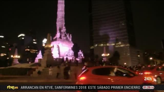 """Arranca la """"cuarta revolución"""" en México con el triunfo del izquierdista López Obrador"""