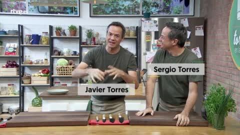 Torres en la cocina - Arroz de chipirones en conserva