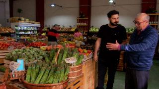 Aquí la tierra - Arroz con verduras de Aranjuez