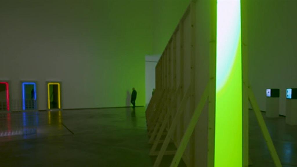 La Sala. Guggenheim - El arte y el espacio