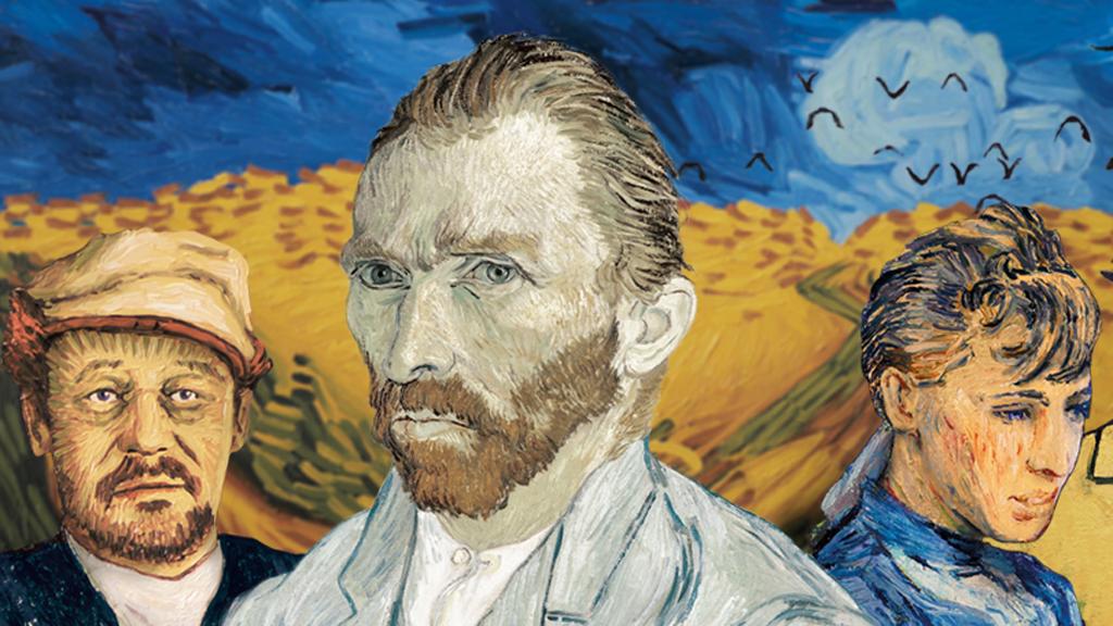 El arte de Van Gogh cobra vida en la película 'Loving Vincent'