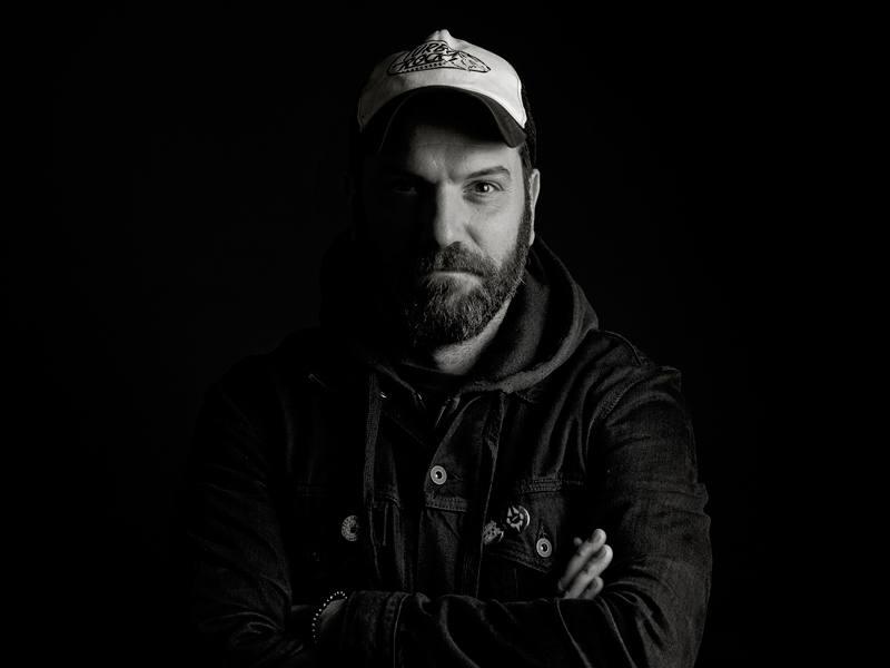 El artista Álvaro P-FF (Álvaro Pérez-Fajardo)