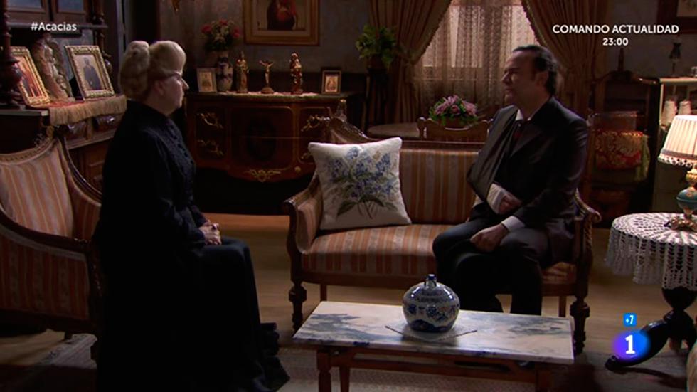 Acacias 38 - Arturo asume que Elvira está muerta
