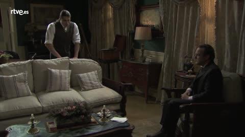 Acacias 38 - Arturo cuenta a Esteba su ceguera