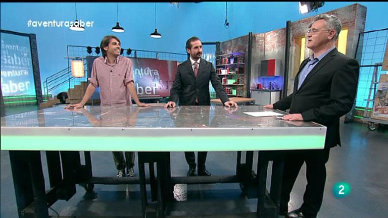 La Aventura del Saber. Sección #ConstruyeTuEmpresa. Arturo de las Heras junto a Gregorio López-Trivño, Director de Lanzanos.com