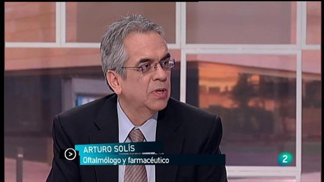 """Para Todos La 2 - Entrevista: Arturo Solís,  """"la fotosíntesis humana"""""""