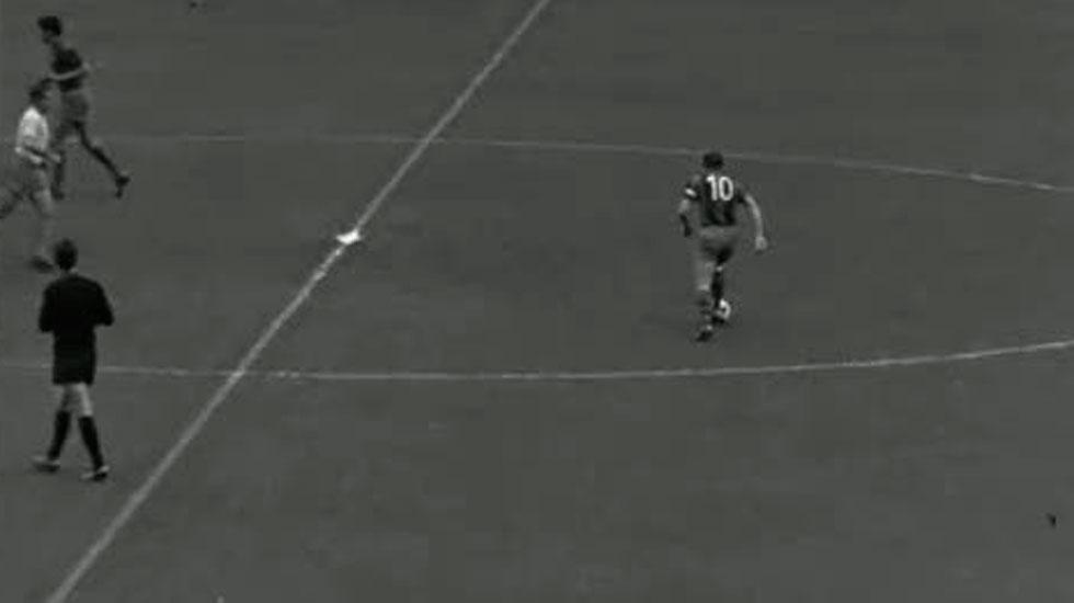 Arxiu - Barcelona - Villareal (1971). Els gols