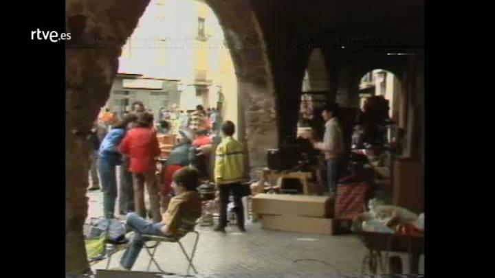 Arxiu TVE Catalunya - Comarques - El Mercat del Trasto de Torelló
