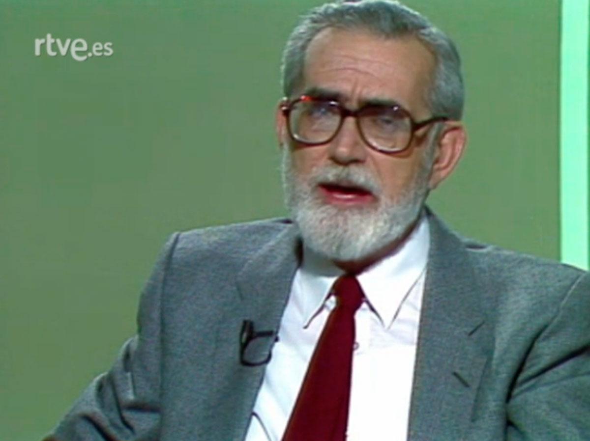 Arxiu TVE Catalunya - Vosté pregunta - Ramon Folch i Camarasa