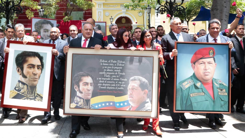 La Asamblea Nacional Constituyente de Venezuela celebra su primera sesión y anuncia medidas inmediatas
