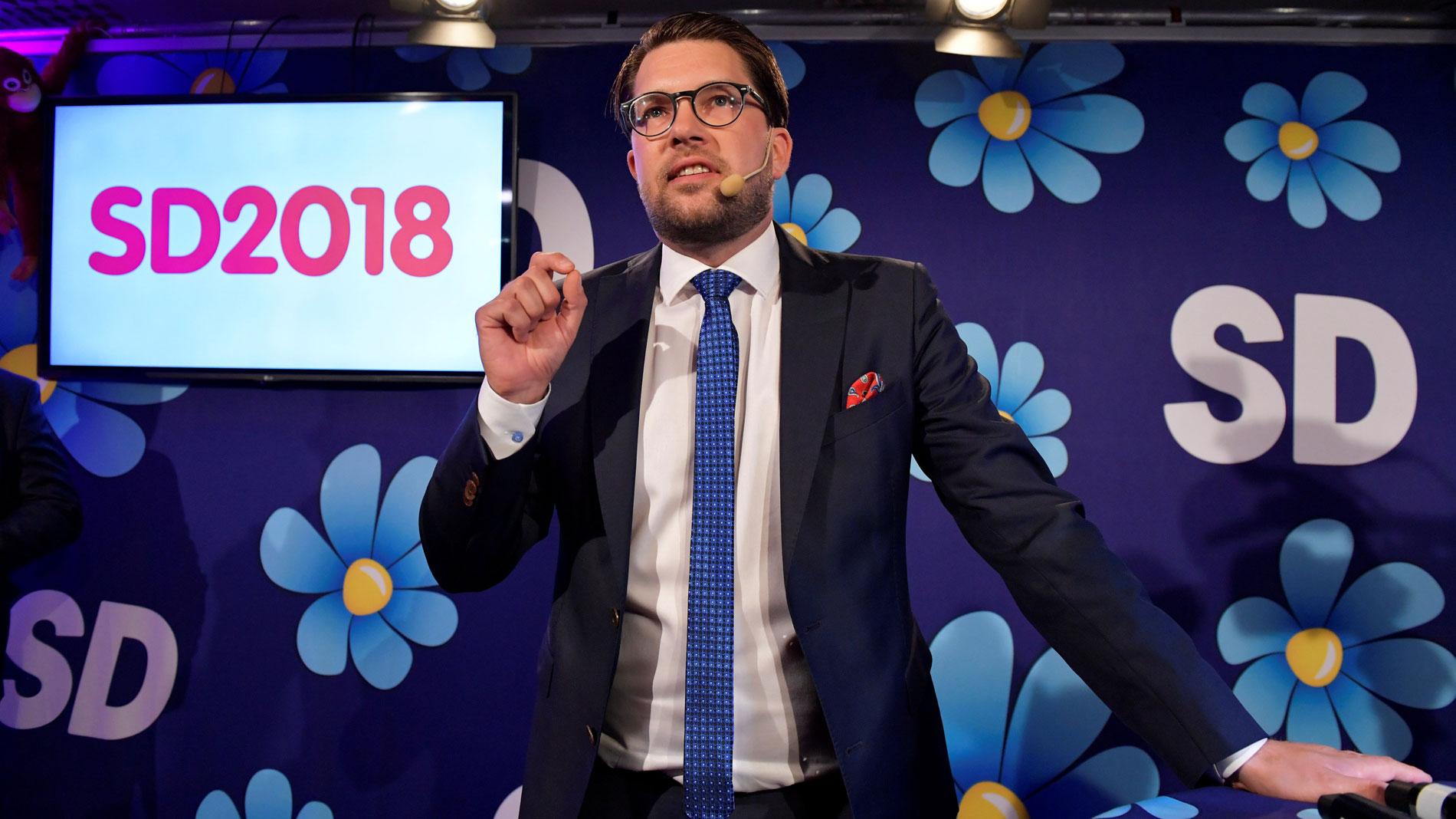 El ascenso del ultraderechista SD en las elecciones en Suecia lo convierte en clave para formar Gobierno