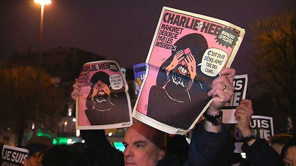 Documaster - Así arranca el documental 'Charlie Hebdo: Se cruzaron en el camino de los asesinos'