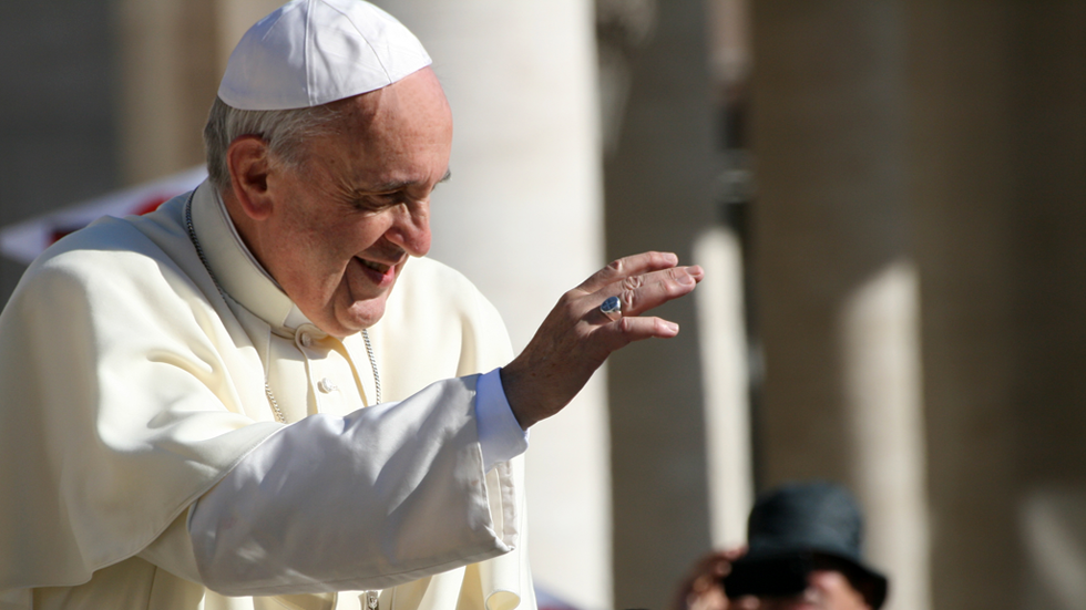 Documaster - Así empieza el documental 'Francisco, el papa de los pobres'