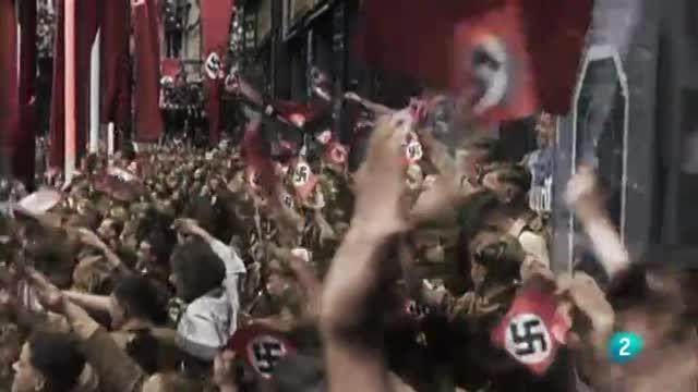 """La noche temática - Así empieza el documental """"Hitler y los apostoles del mal"""""""