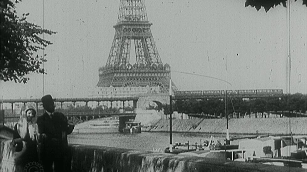 Documenta 2 - Así empieza...La verdadera historia de la Torre Eiffel