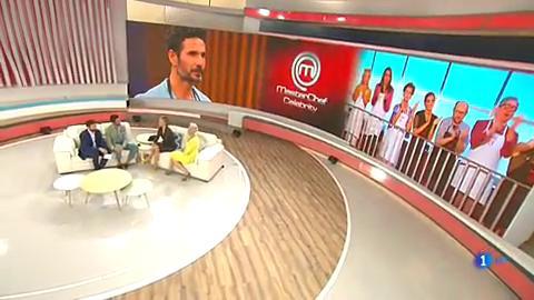 La Mañana - Así fue la emotiva despedida de Óscar Higares de 'MasterChef Celebrity 3'