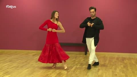 Bailando con las estrellas - Así han sido los ensayos de David Bustamante y Yana Olina